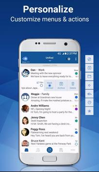 Blue Mail - Email & Calendar App - Mailbox screenshot 7