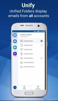 Blue Mail - Email & Calendar App - Mailbox screenshot 4