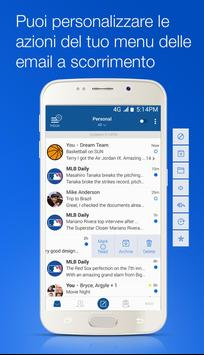3 Schermata Blue Mail - Email & Calendario App