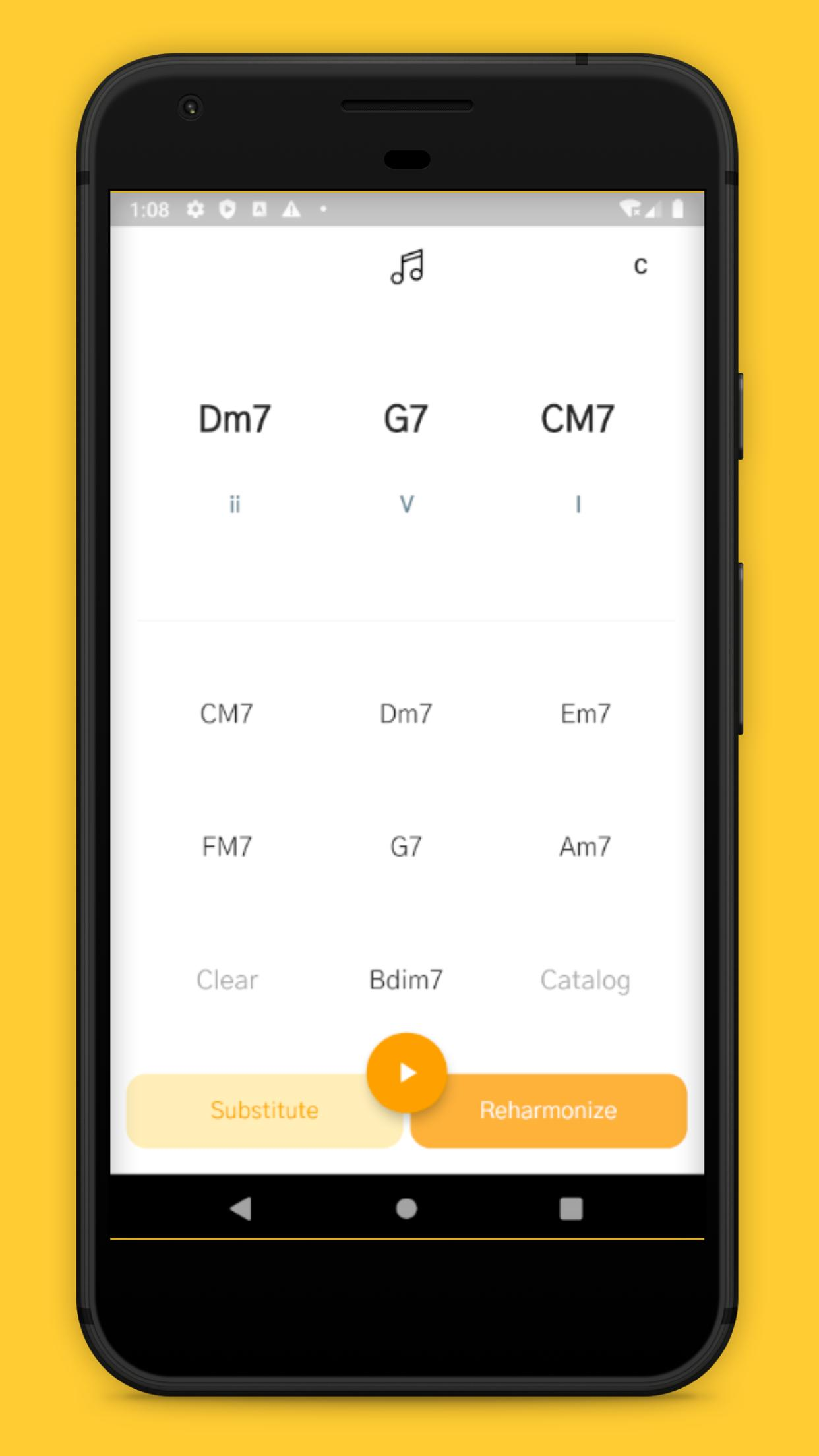 Eoil   Music Chord Calculator for Android   APK Download