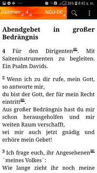 Holy Bible New Geneva translation Aleman screenshot 3