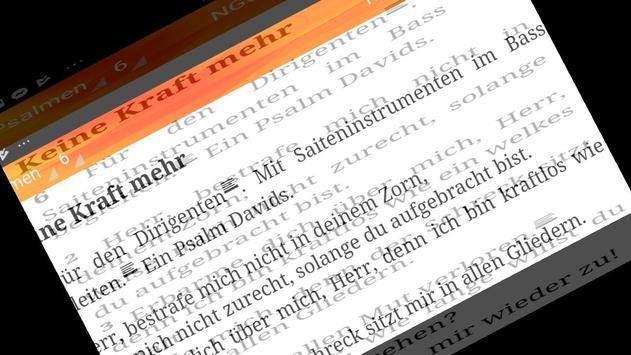 Holy Bible New Geneva translation Aleman screenshot 11