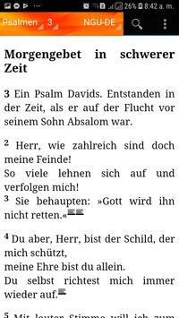 Holy Bible New Geneva translation Aleman screenshot 2