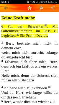 Holy Bible New Geneva translation Aleman screenshot 8