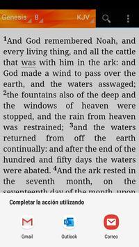 Holy Bible King James Version(KJV) screenshot 9
