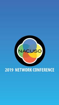 2019 NACUSO Network Conference poster