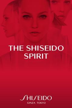 The Shiseido Spirit poster