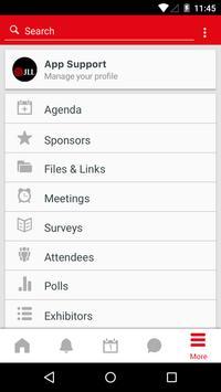 JLL Events screenshot 1
