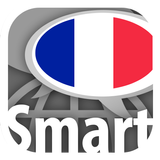 Learn French words with SMART-TEACHER
