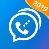 Dingtone–WLAN-Telefonate & SMS Zeichen