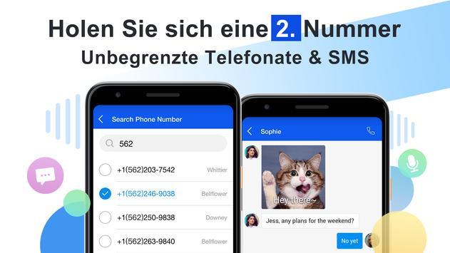 Dingtone–WLAN-Telefonate & SMS Screenshot 1