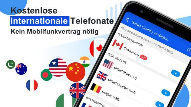 Dingtone–WLAN-Telefonate & SMS Screenshot 2