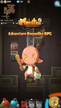 iMonster:Roguelike RPG Legends,Dark Dungeon screenshot 1