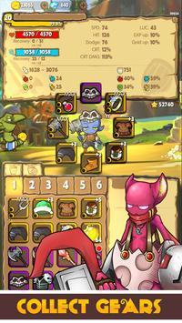 iMonster:Roguelike RPG Legends,Dark Dungeon screenshot 4