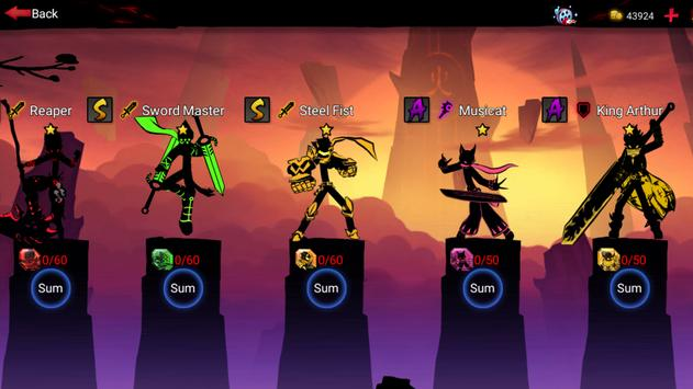 League of Stickman 2 screenshot 15