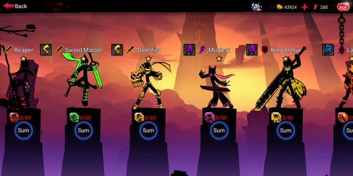 League of Stickman 2 screenshot 6