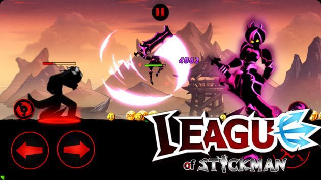 League of Stickman Free screenshot 17