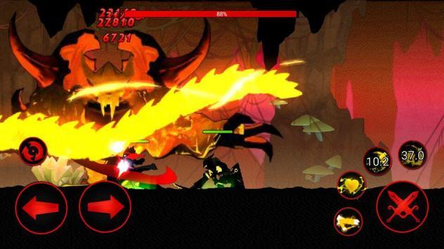 League of Stickman Free captura de pantalla 5