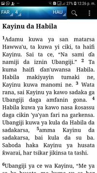 Holy Bible (Hausa) screenshot 8