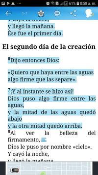 Santa Biblia Traducción en Lenguaje Actual Audio Ekran Görüntüsü 10