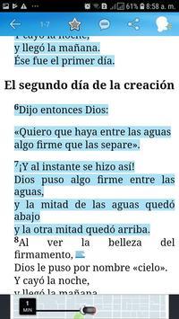 Santa Biblia Traducción en Lenguaje Actual Audio Ekran Görüntüsü 11
