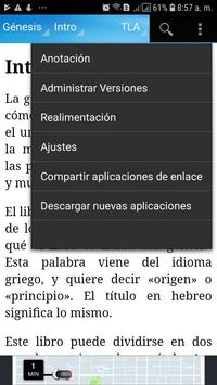Santa Biblia Traducción en Lenguaje Actual Audio Ekran Görüntüsü 14