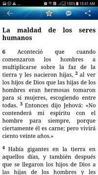 Santa Biblia Traducción en Lenguaje Actual Audio Ekran Görüntüsü 6