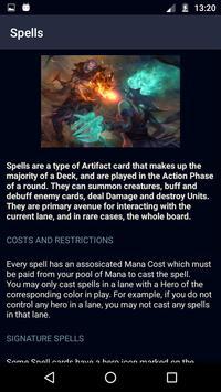 Guide for Artifact Card Game Dota screenshot 2