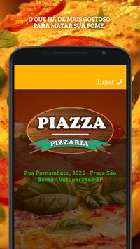 Piazza Pizzaria poster