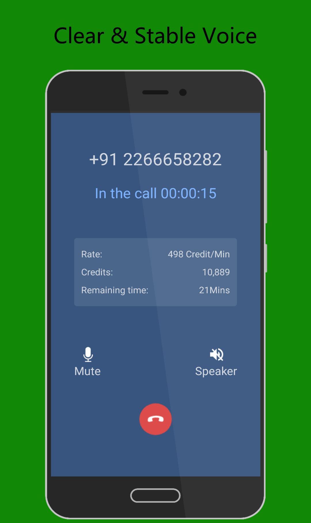 Call Global - Free International Phone Calling App for
