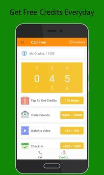 Call Global - Free International Phone Calling App スクリーンショット 2