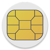 SIM Card Info icon