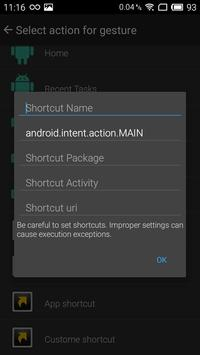 Micro Gesture Lite screenshot 2
