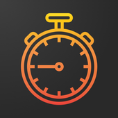 Stopwatch - Interval Timer & HIIT Timer icon