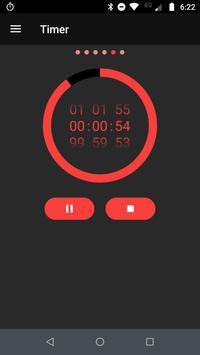 Stopwatch - Interval Timer & HIIT Timer screenshot 4