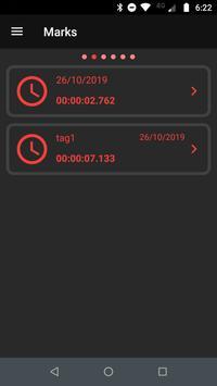Stopwatch - Interval Timer & HIIT Timer screenshot 1