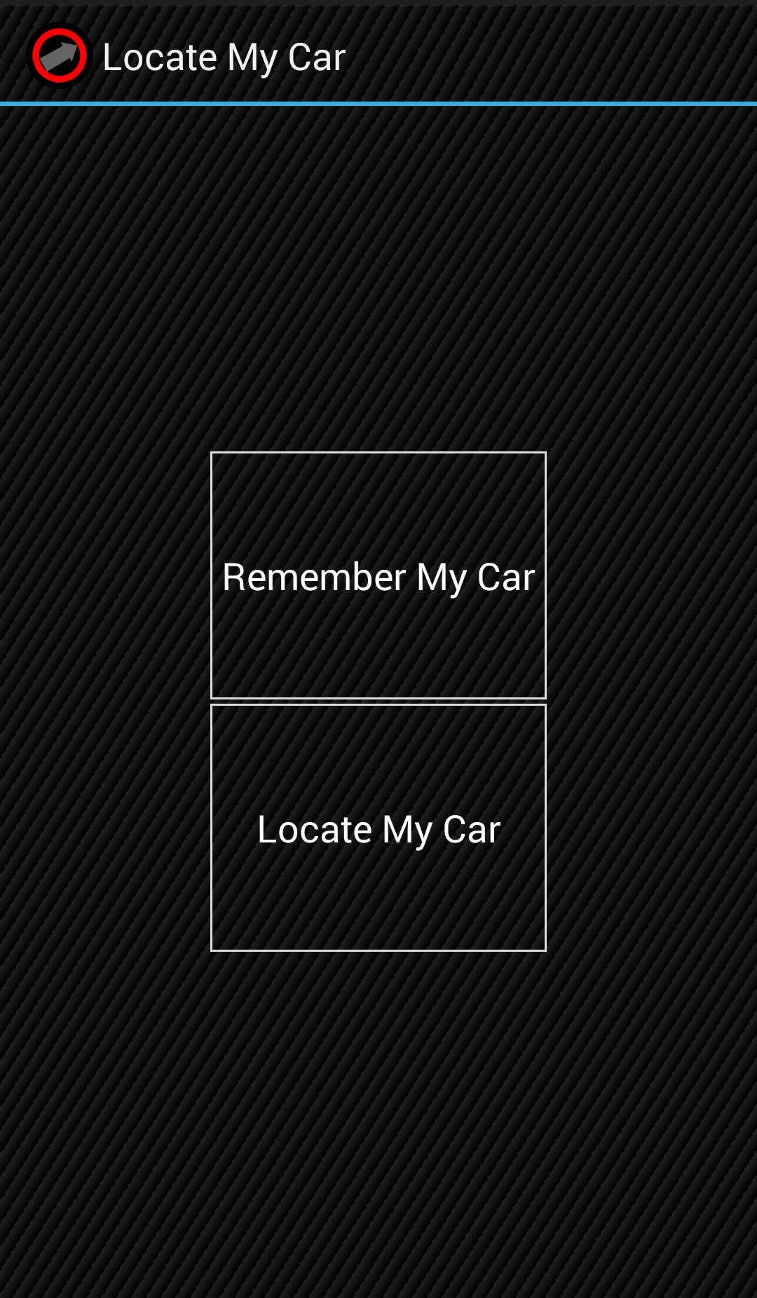 Locate My Car >> Locate My Car For Android Apk Download