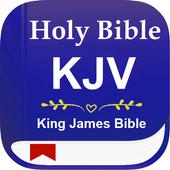 Bible King James Bible (KJV) English icon