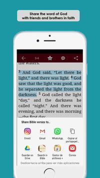 Bible King James Bible (KJV) English screenshot 10