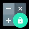 Vault da calculadora ícone