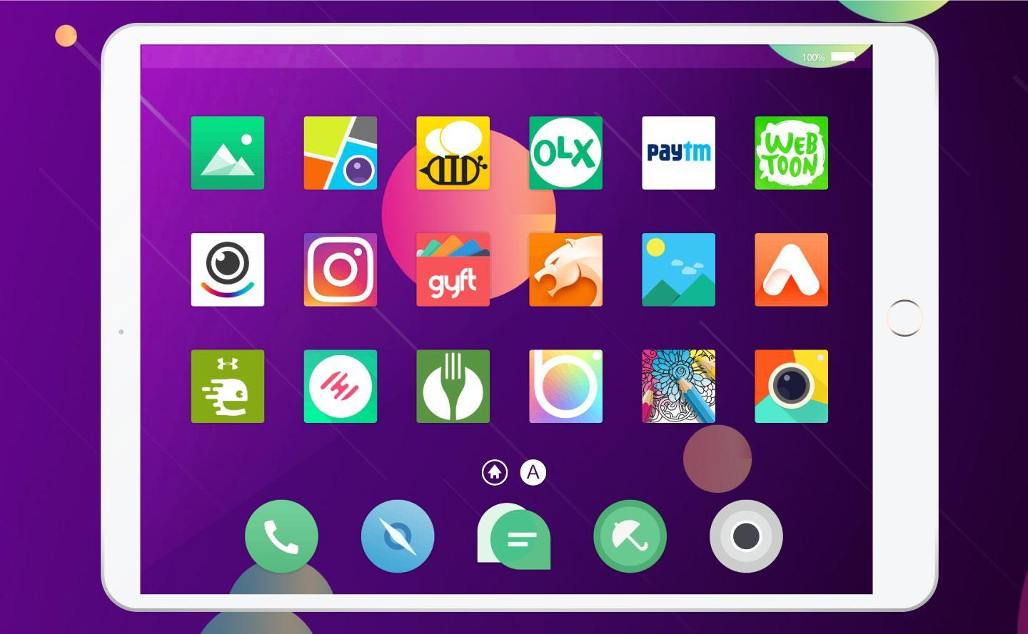 Flyme 6 - Icon Pack for Android - APK Download