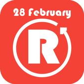 Rotation Calendar icon