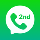 2nd Line: Second Phone Number for Texts & Calls APK