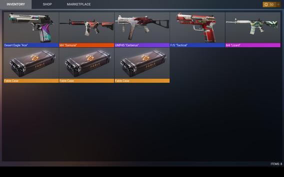 Кейс симулятор для Стэндофф 2 скриншот 12