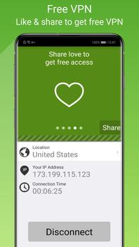 Free VPN Proxy by Seed4.Me poster