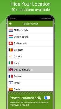 Free VPN Proxy by Seed4.Me screenshot 1