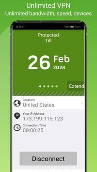Free VPN Proxy by Seed4.Me screenshot 2