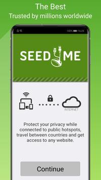 Free VPN Proxy by Seed4.Me screenshot 3