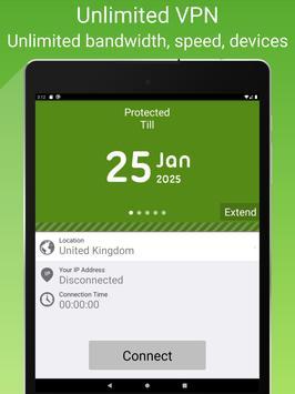 Free VPN Proxy by Seed4.Me screenshot 7