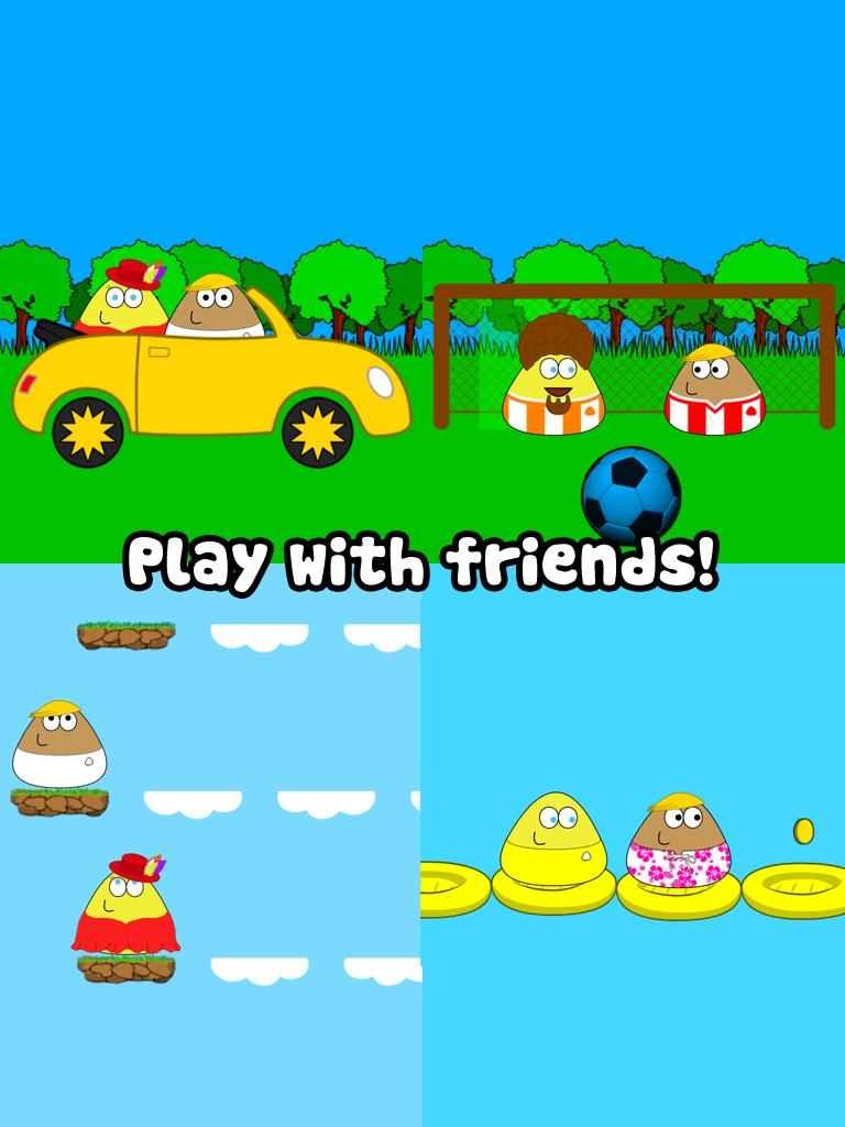 Pou download app for Android - eenternet
